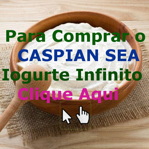 Caspian Sea Yogurt CSY Procurando Onde Comprar ? Caspian Iogurte Infinito. Compre Aqui Só R$29,90 com Frete Grátis para Todo Brasil.